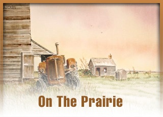On The Prairie