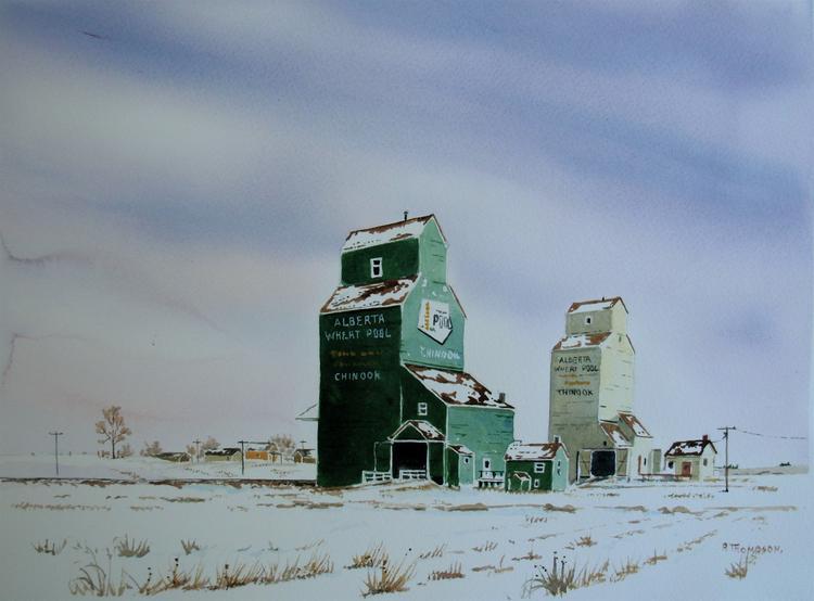Land of the Chinook Alberta