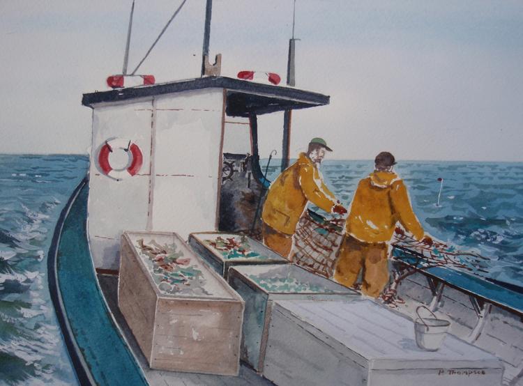 Inshore fishermen
