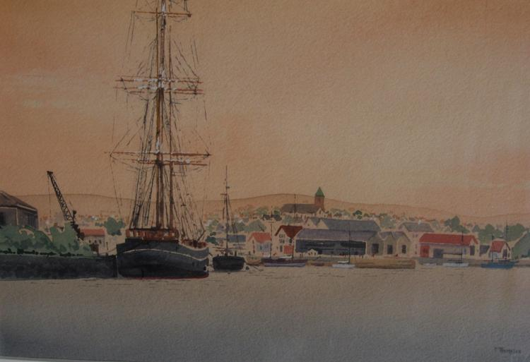 Bristol, once a great seaport