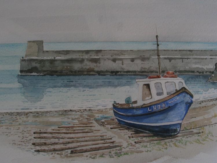 Craster Harbour Northumberland