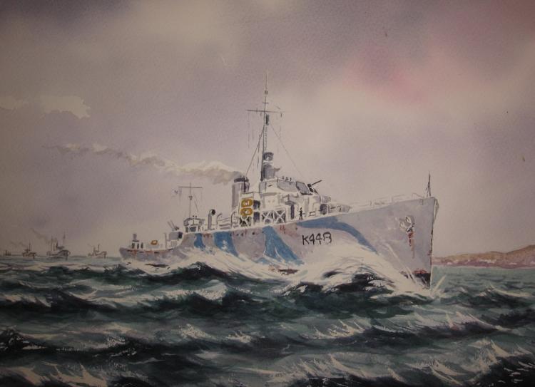 HMCS Orkney