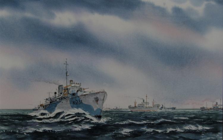 Sea Shepherd. HMCS Calgary