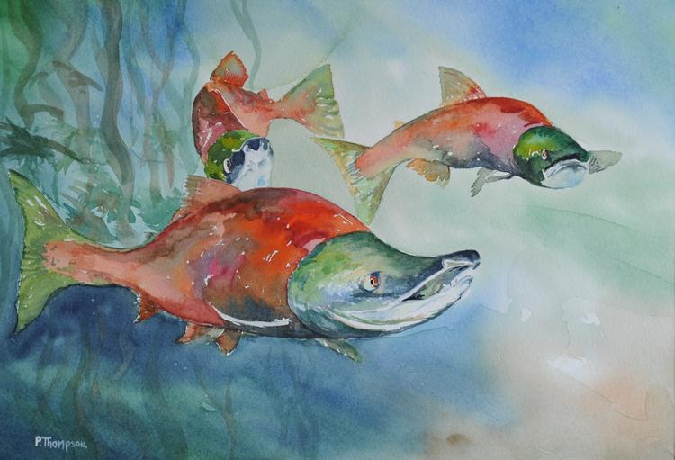 The end of the run