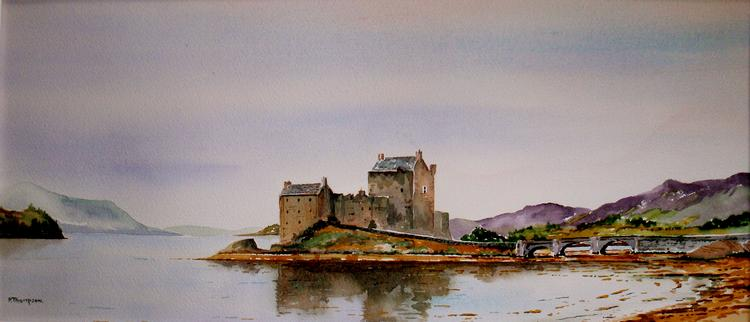 Eilean Donan Castle( A mystical place)