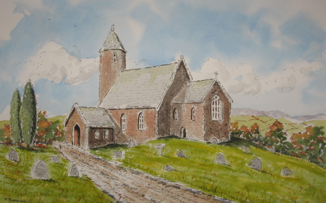 St. Mary & St. Walstan, Bawburgh Norfolk