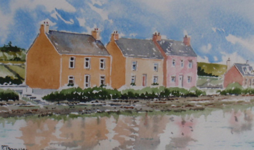 Killarney cottages.