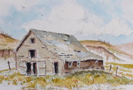 Prairie Images VI
