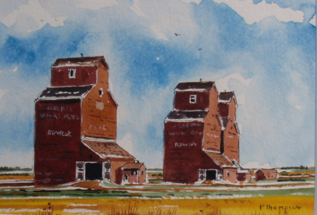 Prairie images IV